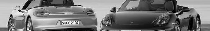 Neuer Porsche Boxster – Mittelmotor-Roadster von Porsche