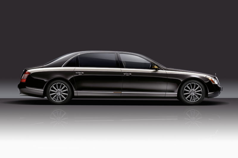Maybach 57 Zeppelin und Maybach 62 Zeppelin