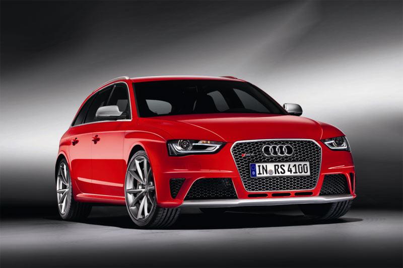 Neuer Audi RS4 Avant