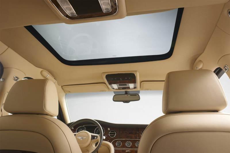 Bentley Mulliner Driving Specification für den Mulsanne