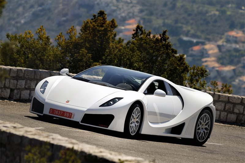 GTA Spano - spanischer Supersportwagen