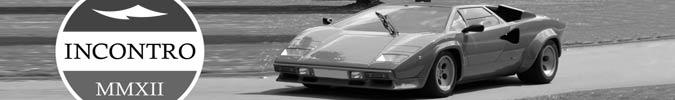 INCONTRO MMXII - Exklusives Sportwagenmeeting mit erlesenem Rahmenprogramm