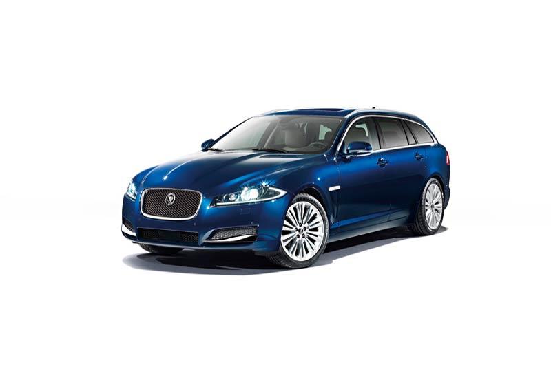 jaguar xf sportbrake der neue elegante britische. Black Bedroom Furniture Sets. Home Design Ideas