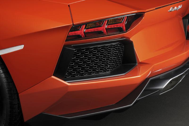 Lamborghini Aventador Supersportwagen