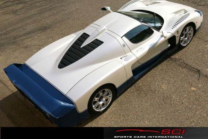 Gebrauchtwagen Maserati MC12 zu verkaufen