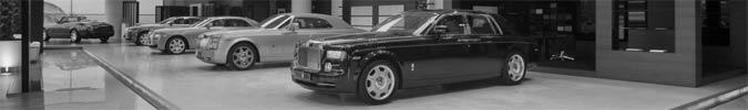 Rolls-Royce eröffnet Showroom in München