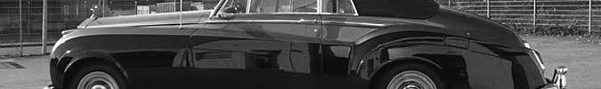 Oldtimer Rolls-Royce Silver Cloud II Cabriolet