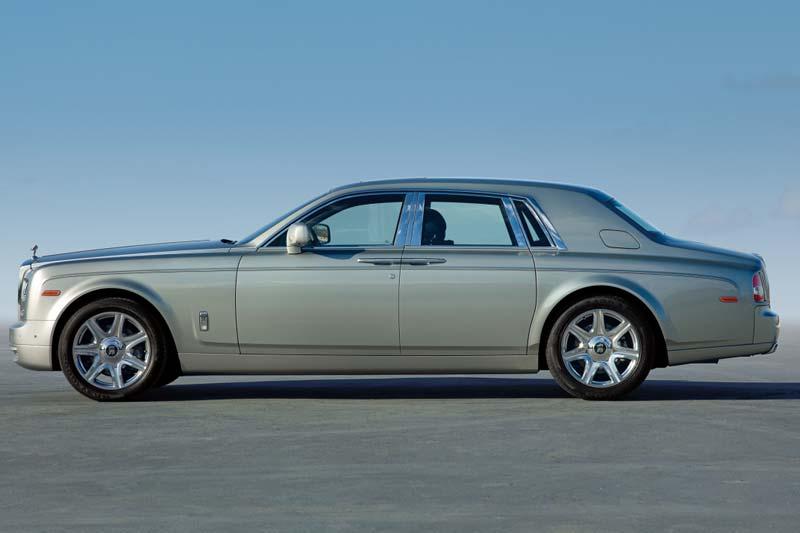 Rolls-Royce Phantom Series II - Redesign einer automobilen britischen Stilikone