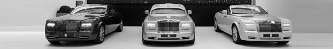 Rolls-Royce Phantom Series II - in Genf
