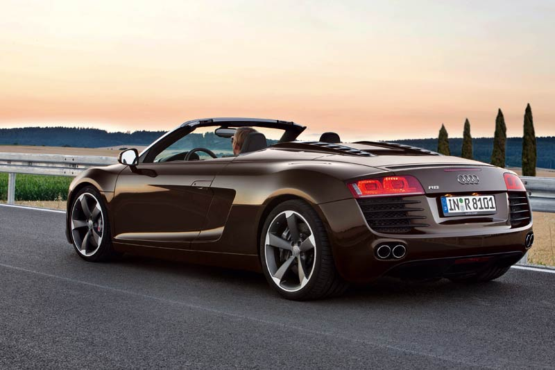 Audi R8 Gt Spyder Audi Plant Eine Spyder Variante Des