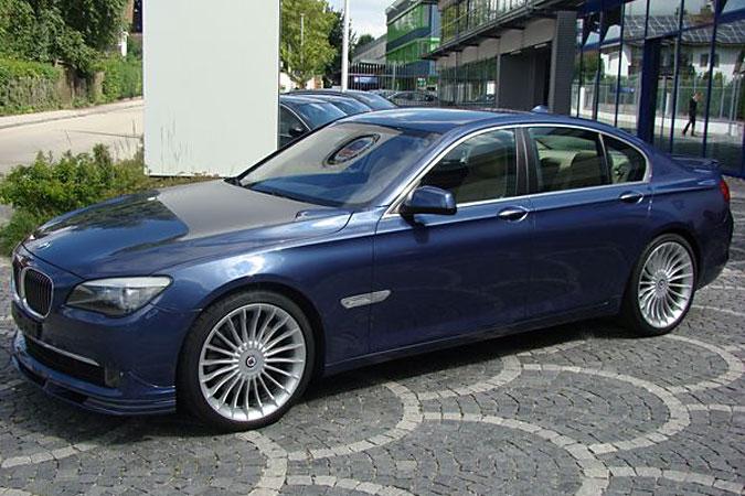 Gebrauchtwagen BMW ALPINA B7 Biturbo zu verkaufen
