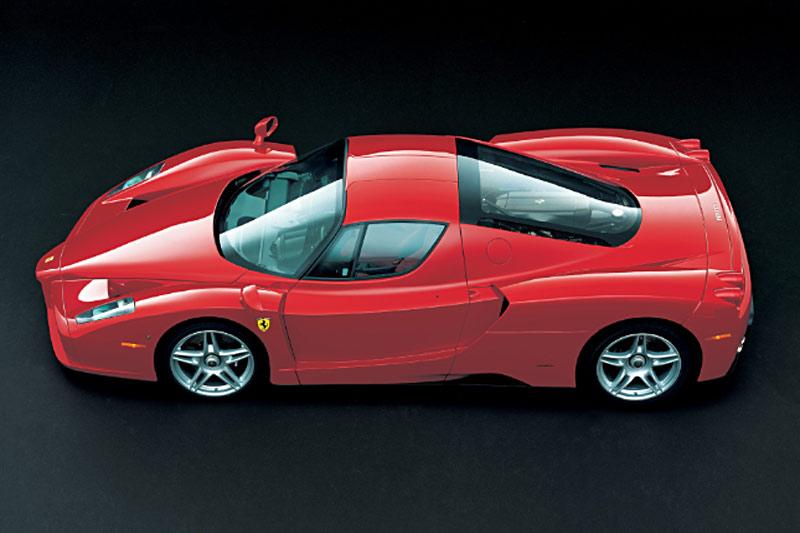 Ferrari plant einen Nachfolger des Ferrari Enzo