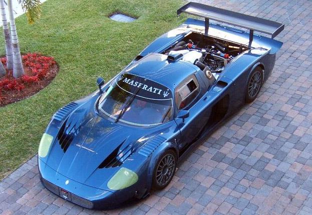 Gebrauchtwagen Maserati MC12