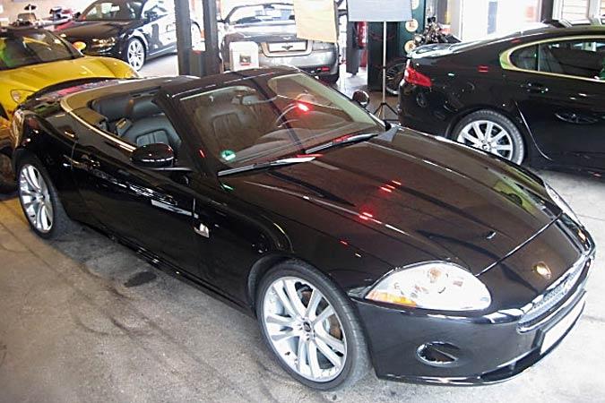 Gebrauchtwagen Jaguar XK Cabriolet zu verkaufen