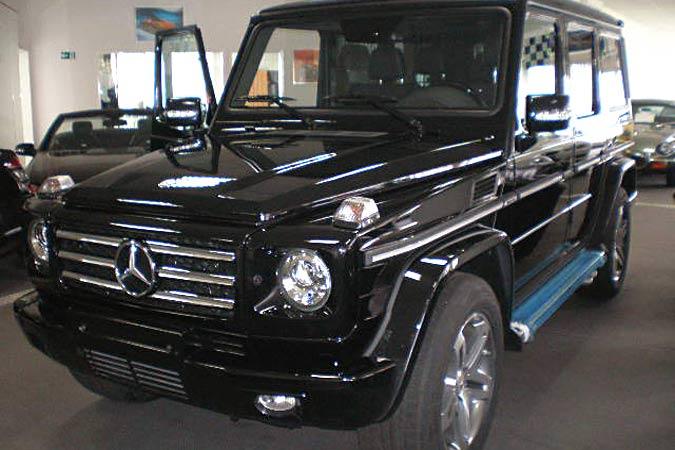 Neuwagen Mercedes-Benz G 55 AMG Automatik zu verkaufen