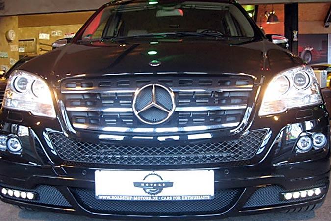 GebrauchtwagenMercedes-Benz ML 320 CDI BRABUS zu verkaufen