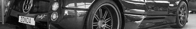 Neuwagen Pagani Zonda Roadster mit 655 PS und nur 150 km zu verkaufen