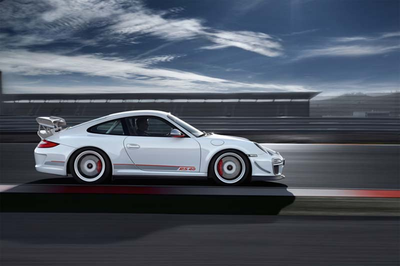 Porsche 911 GT3 RS 4.0 - limitierter Rennsportwagen für die Straße