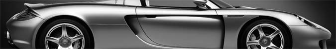 Porsche Carrera GT Registry