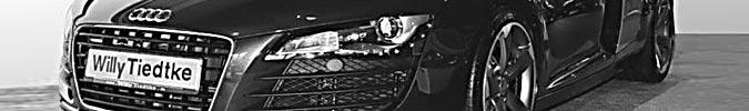 Neuwagen Audi R8 4.2 FSI quattro zu verkaufen - Hamburg Willy Tiedtke