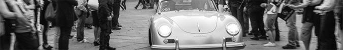 Porsche 356 Mille Miglia