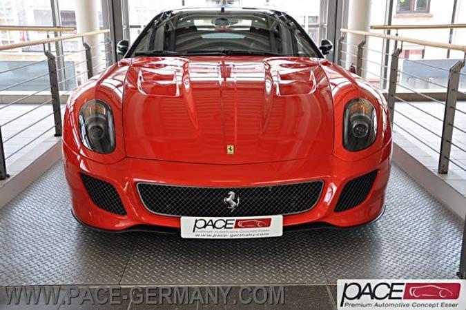 Ferrari 599 GTO zu verkaufen