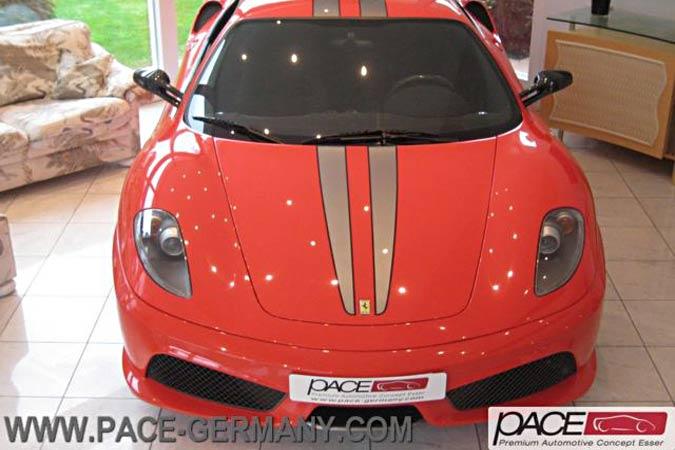 Ferrari F430 Scuderia als Gebrauchtwagen zu verkaufen