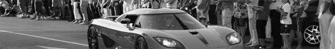 Gumball 3000 - Lifestyle-Rallye von London nach Istanbul