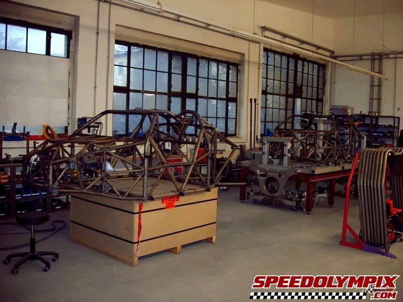 Werksführungen bei der Supersportwagenmanufaktur Gumpert im thüringischen Altenburg