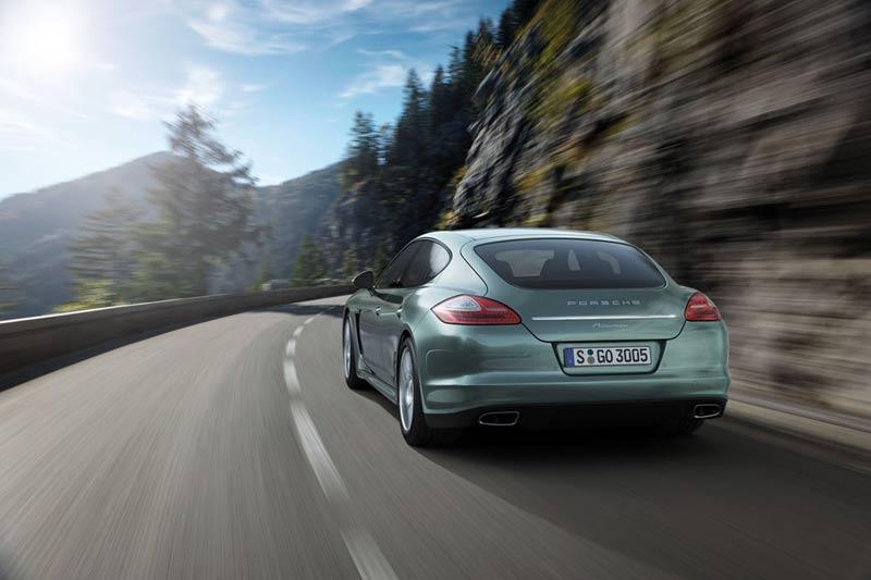Porsche Panamera Diesel - Gran Turismo mit 250 PS starkem Dieselmotor
