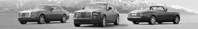 APP für den Rolls-Royce Phantom