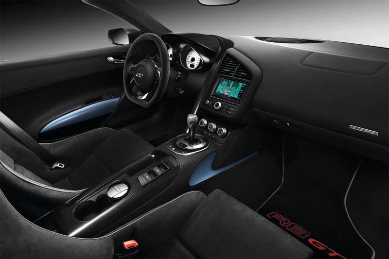 Audi R8 GT Spyder - limitierte und offene Topversion