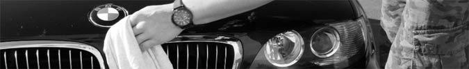 Tipps zur optimalen Fahrzeugpflege - Handwäsche