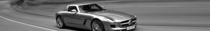 Mercedes-Benz SLC - der kleine Bruder des SLS AMG