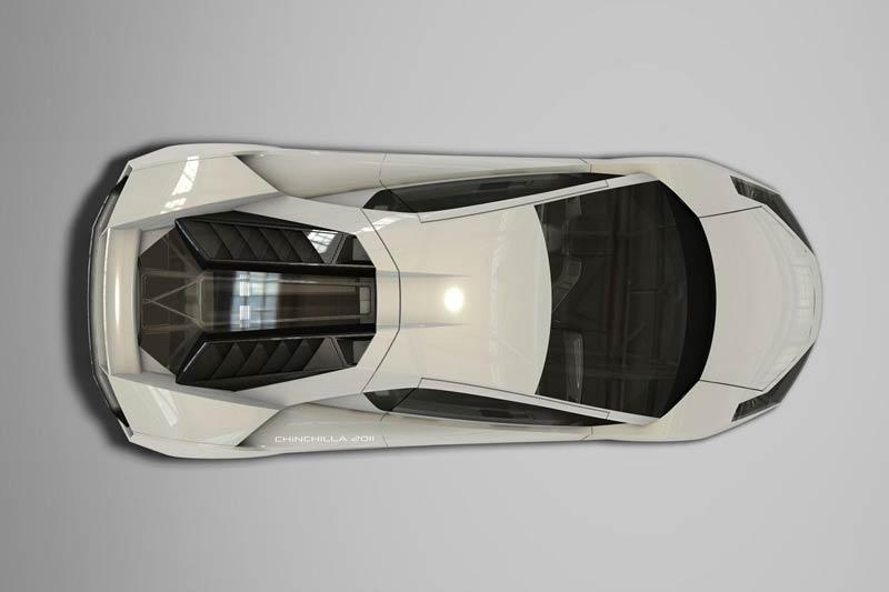 SF22 Supersportwagen von Mostro Di-Potenza