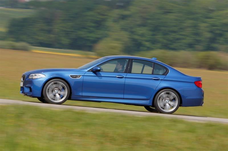 Der neue BMW M5