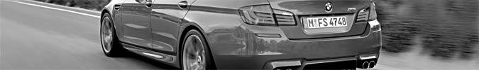 Der neue BMW M5 - sportliche Luxuslimousine mit 560 PS