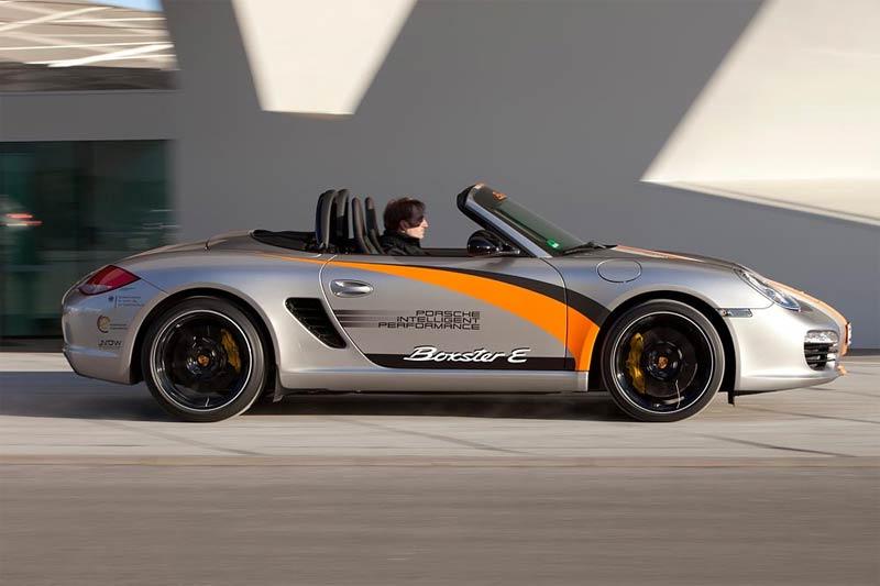 Porsche baut 300.000 Porsche Boxter und Porsche Cayman