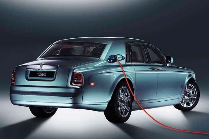 Rolls Royce 120EX