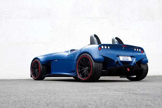 Wiesmann Spyder - supersportliche und puristische Fahrmaschine
