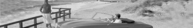 Luxus-Auto-Treffen in Sylt - Ammer-Modelnacht im Pony