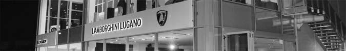 Lamborghini Lugano - Automobili Lamborghini eröffnet Autohaus in der Schweiz