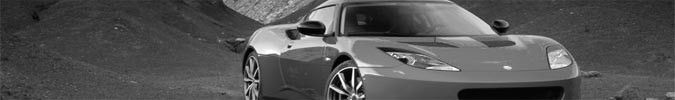 Lotus Evora S - zweisitziger Sportwagen im schnittigen Design