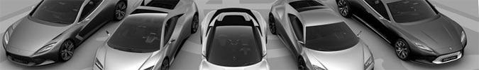 Neue Lotus Sportwagen