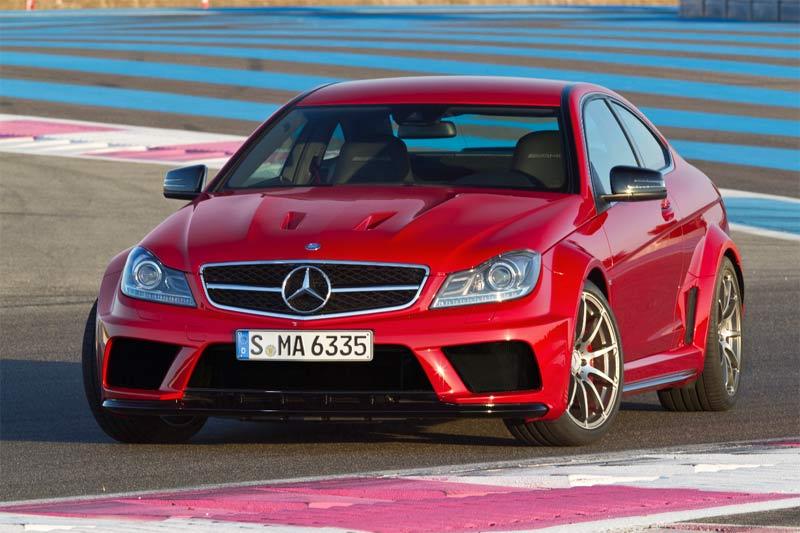Der Mercedes hat 517 PS Leistung