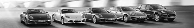 Porsche steigert weltweite Auslieferungen um 29,5 Prozent