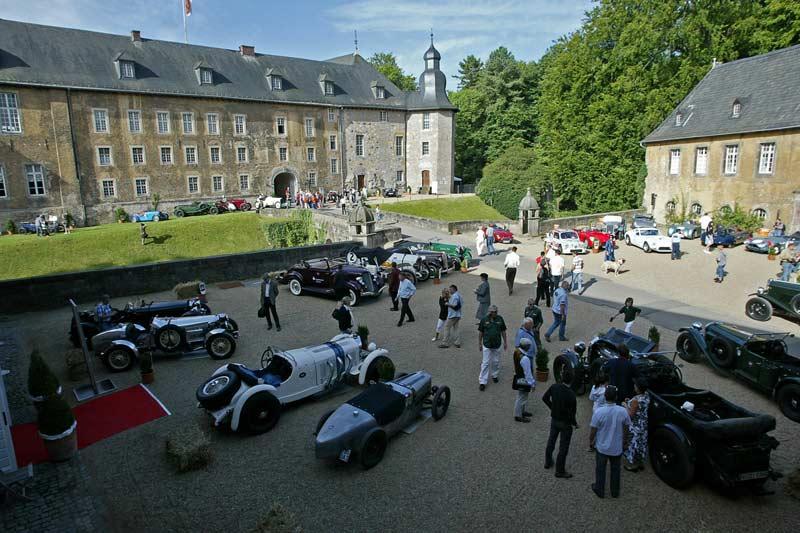 Schloss Dyck Classic Days 2011