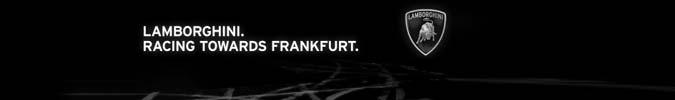 Lamborghini präsentiert neuen Supersportwagen auf der IAA 2011
