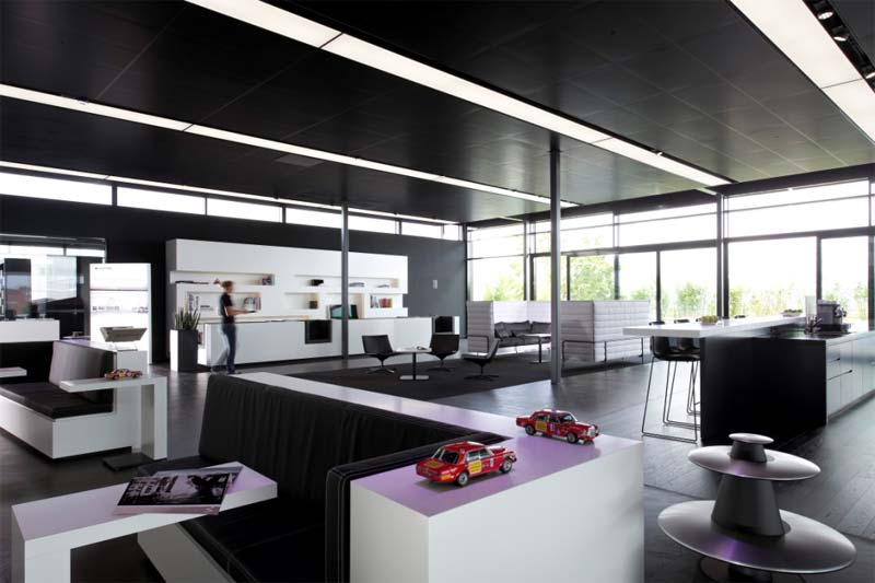 AMG Private Lounge - Treffpunkt der AMG Community in edlem Ambiente