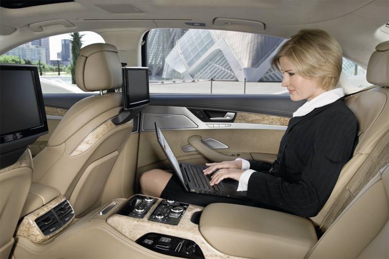 Audi A8 L W12 Audi Exclusive Concept Exklusive Und